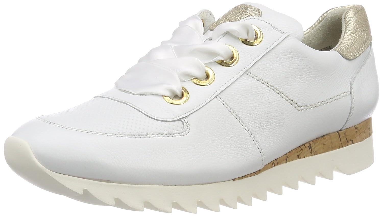 Paul Green Mastercalf/Cervo, Zapatillas para Mujer 40 EU|Mehrfarbig (White/Oro 32)