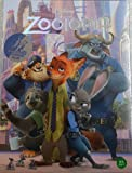 ZOOTOPIA (3D / 2D Blu-ray Steelbook KimchiDVD FULL Slip Box + Booklet + Cards; Region-Free) [Kimchi Exclusive SOLD OUT; Only 700 worldwide]