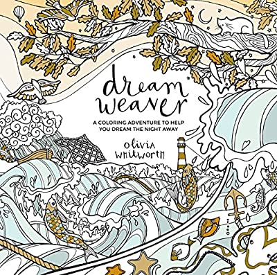 Dream Weaver: One Girl, Her Cat, and a Sleepy Coloring Mystery