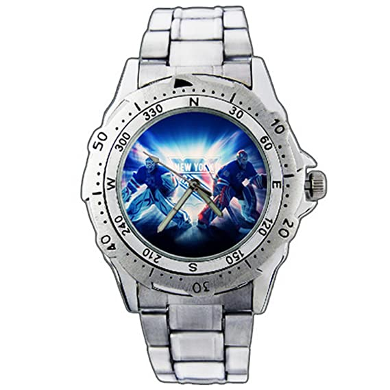 Men S Wristwatches Cpe01 2030 New York Rangers Henrik Lundqvist