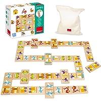Goula - Dominó, pack de 28 piezas, diseño