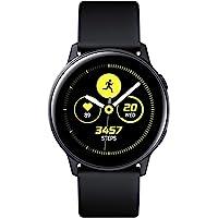"Samsung Galaxy Watch Active Reloj Inteligente Negro SAMOLED 2.79 cm (1.1"") GPS (satélite) - Relojes Inteligentes (2.79 cm (1.1""), SAMOLED, Pantalla táctil, GPS (satélite), 25 g, Negro)"