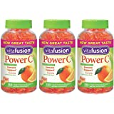 Vitafusion Power C Gummy Vitamins For Adults, 3 Pack (150-Count)