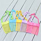 eroute66 Mesh Beach Bag Tote Foldable Carry All