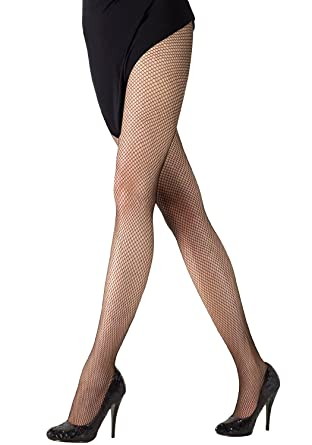 f73eb272b9beb Annes Super Soft Fishnet Tights - Available in Black, White and Natural:  Amazon.co.uk: Clothing