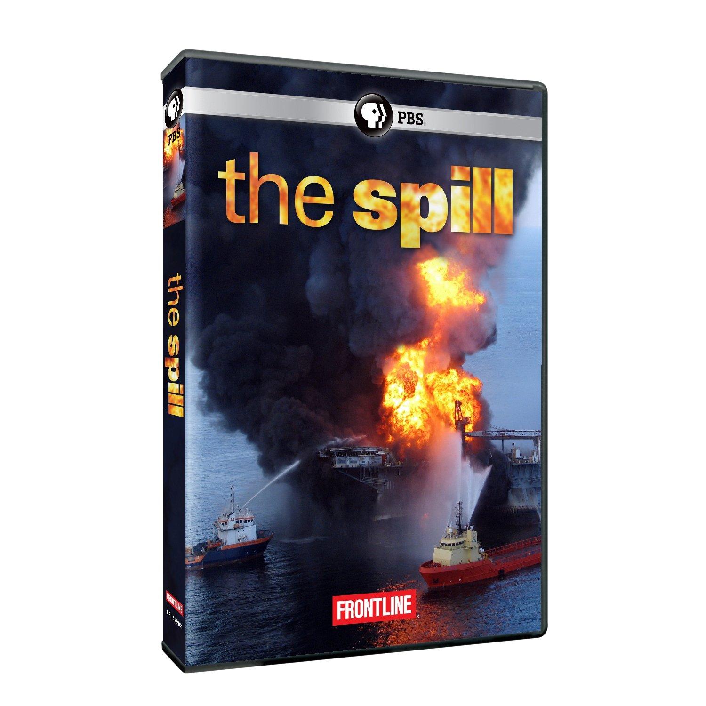 DVD : Frontline: The Spill (DVD)