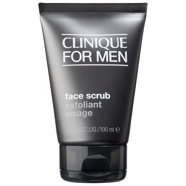 Clinique Skin Supplies For Men: Face Scrub 100ml/3.4oz