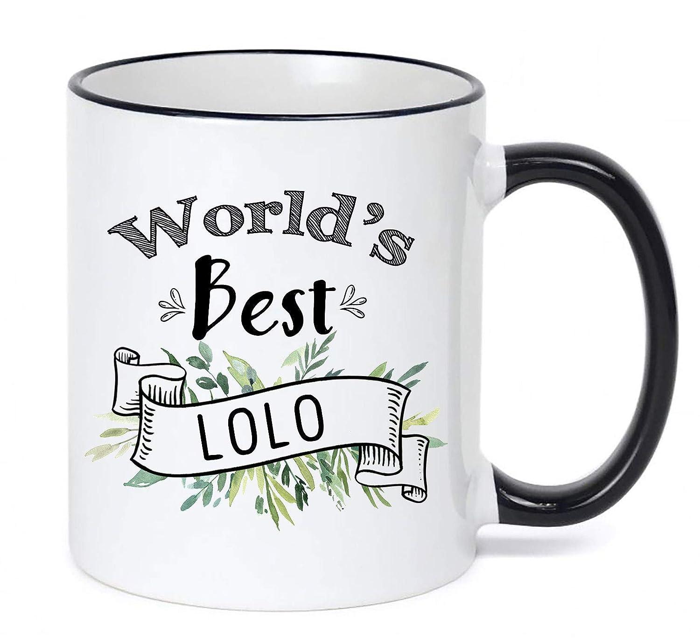 Lolo Mug//Fathers Day Gift//Lolo Coffee Mug//Worlds Best Lolo//Lolo Gift