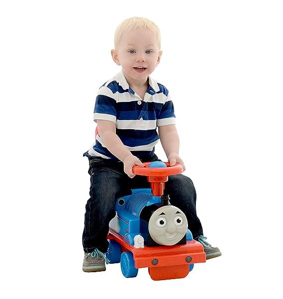 Thomas and Friends engine ride-on und walker MvSport M07076-01
