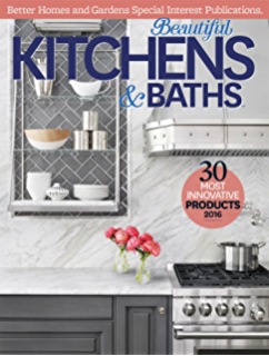 Amazoncom Better Homes and Gardens Kitchen and Bath Renovation