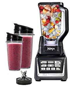 Nutri Ninja Auto IQ Duo Blender BL641 (Certified Refurbished)