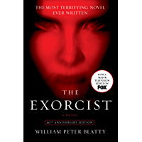 The Exorcist: 40th Anniversary Edition book cover