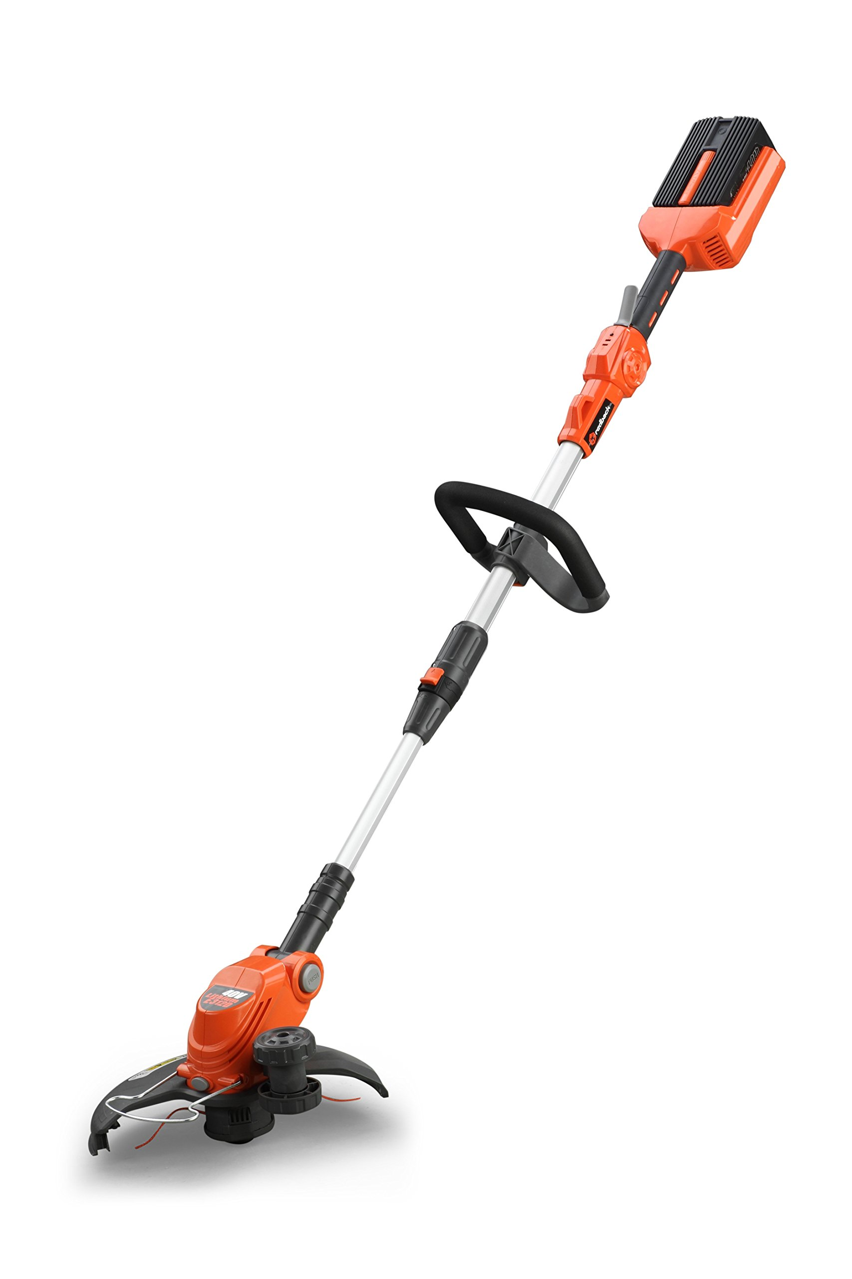 Redback 106064 40V Cordless Li-ion Edger/String Trimmer Kit - 2.0Ah Battery & 2A Charger Included