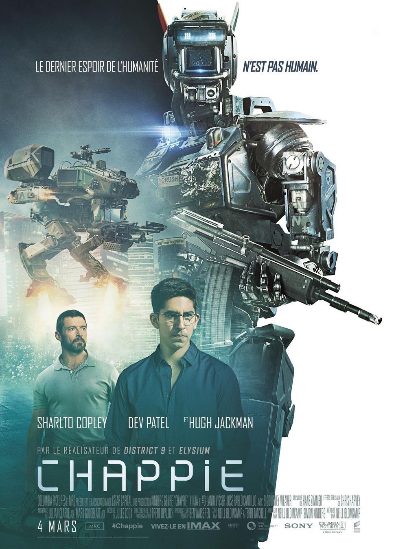 Chappie [Italia] [DVD]: Amazon.es: Sharlto Copley, Dev Patel ...