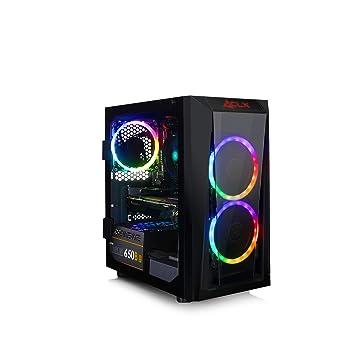 Amazon.com: CLX - Tarjeta gráfica AMD Ryzen 5 (3600 x 3,8 ...