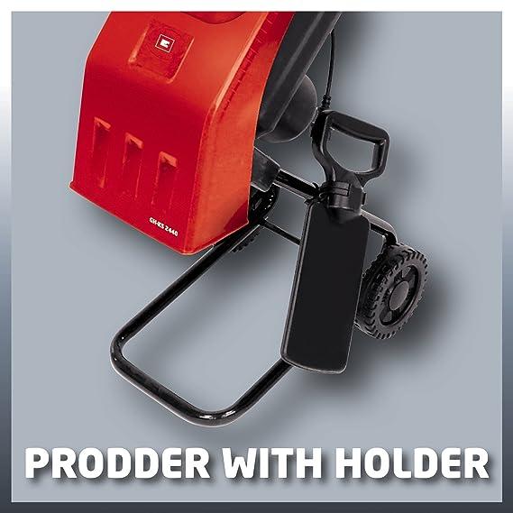 Einhell GH-KS 2440 - Trituradora eléctrica de cuchillas, con ...