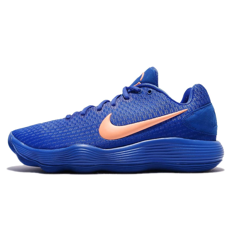(ナイキ) ハイパーダンク 2017 ロー EP メンズ バスケットボール シューズ Nike Hyperdunk 2017 Low EP 897637-401 [並行輸入品] B075XCHLT3 26.5 cm|RACER BLUE/ORANGE PULSE RACER BLUE/ORANGE PULSE 26.5 cm