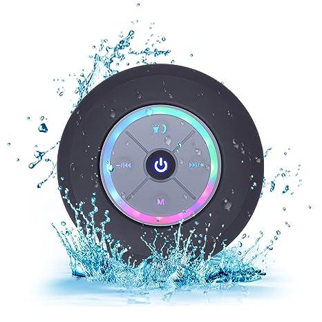 Review Elitehood Bluetooth Shower Speakers