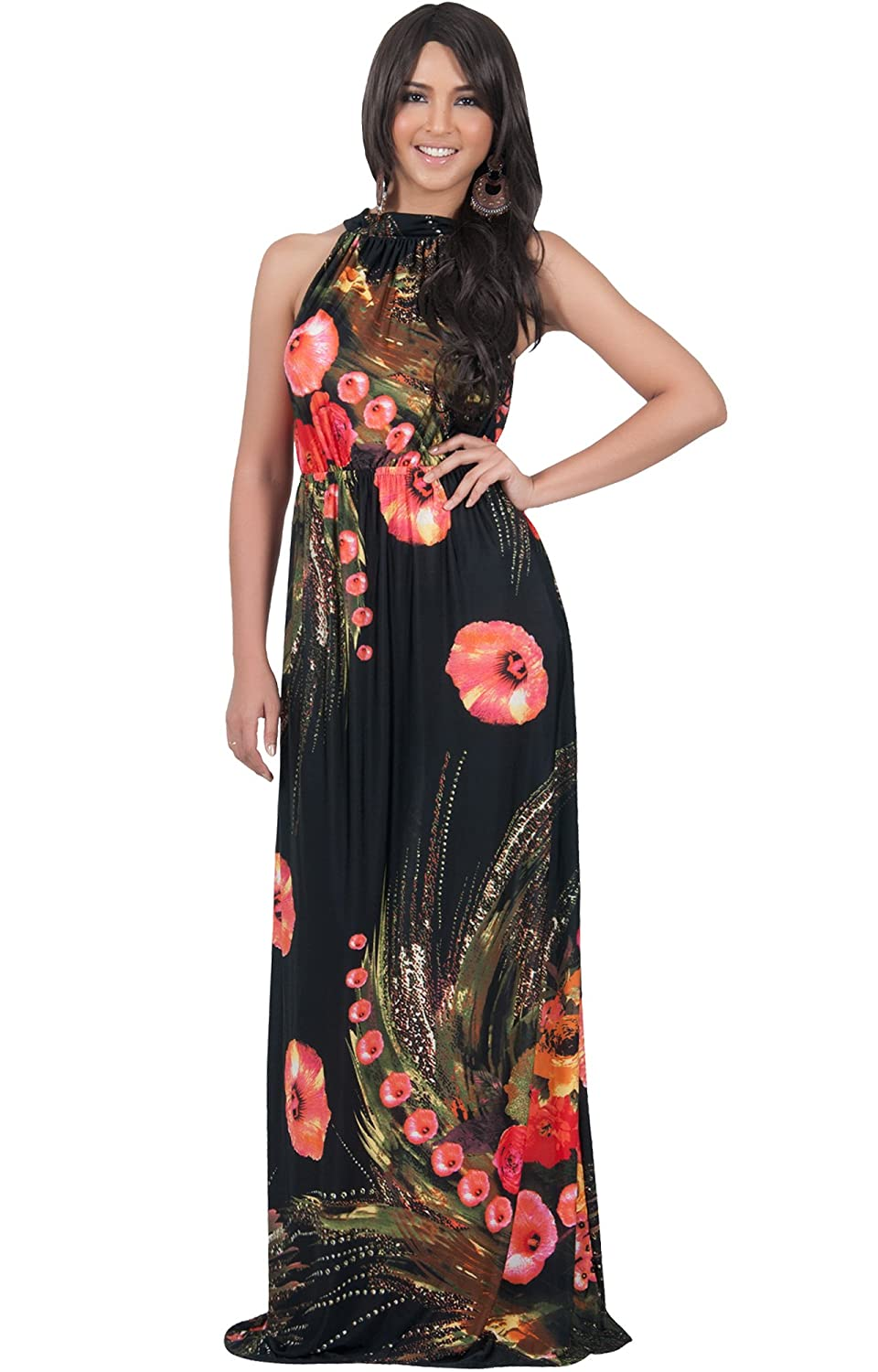 8ad9be8e880775 GARMENT CARE - Hand or machine washable. Can be dry-cleaned if desired. PLUS  SIZE - This great maxi dress design is also available in plus sizes