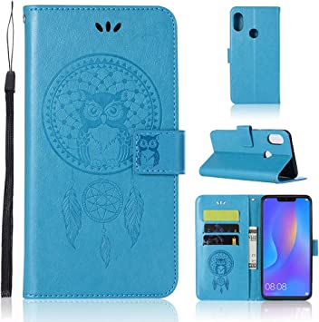 Zchen Funda Honor 8X, Funda Honor View 10 Lite, Funda Piel con ...