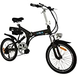 Wave eBike - Electric Bike Folding Bike - Lightweight Aluminum Frame - Fastest and Most Affordable Electric Bicycle Ever - 2nd Generation