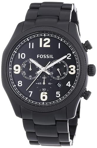 fossil chronograph uhr einstellen