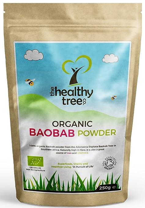 9 opinioni per Polvere di Baobab BIOLOGICO | Polvere Premium di Qualitò Baobab Superfrutta |