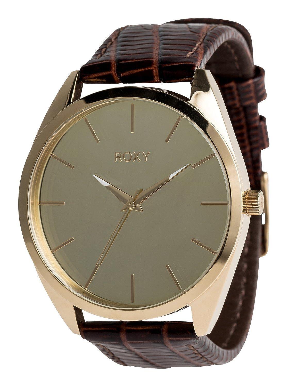 Roxy - Reloj Analógico - Mujer - ONE SIZE - Amarillo: Roxy: Amazon.es: Ropa y accesorios