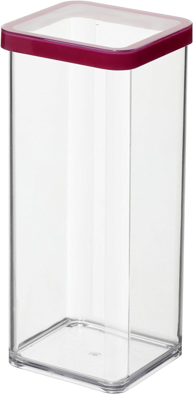 Caja de almacenamiento Rotho Loft de 1,5 l, plástico (sin BPA ...
