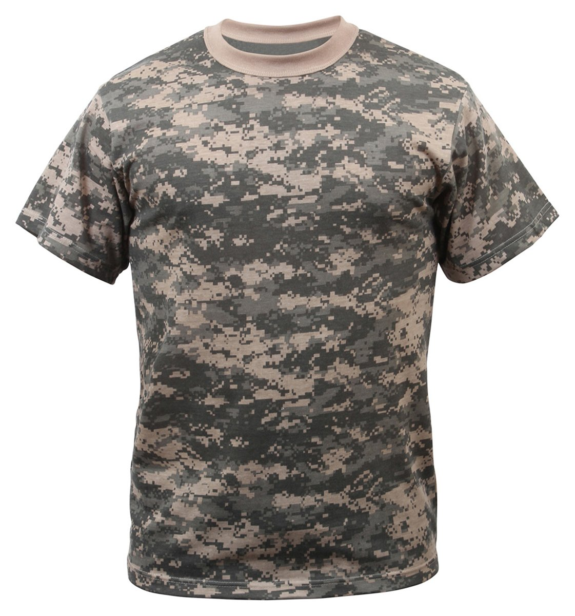 Rothco Kids T-Shirt - ACU Digital Camo RSR Group Inc 613902677333