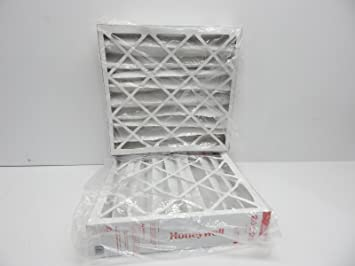 "Honeywell FC100A1011 Replacement Media Filter MERV 11 20/"" x 20/"" x 4/"""