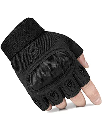 327f51aa9 FREE SOLDIER Tactical Gloves for Men Military Hard Knuckle Outdoor Cycling  Gloves Armor Gloves