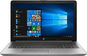 HP 255 G7 Laptop - Ryzen 3 3250U, 4 GB RAM, 1 TB HDD, Radeon RX Vega 3 Graphics, 15.6-Inch HD, DOS - Silver