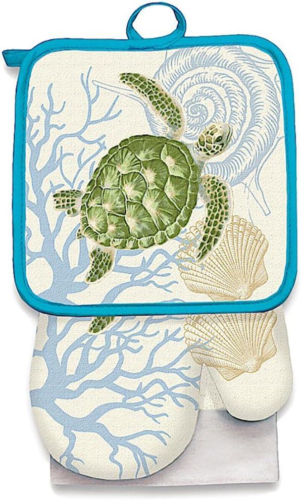 Kitchen Set Honu Turtle Voyage