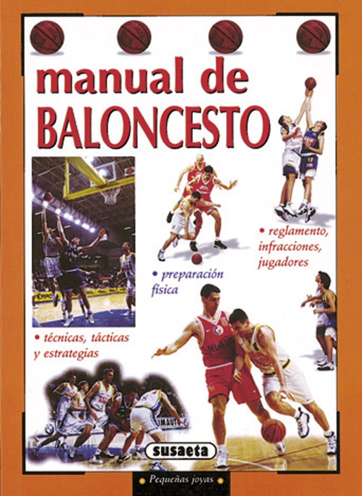 Manual De Baloncesto (Pequeñas Joyas): Amazon.es: Stefano Alfonsi: Libros