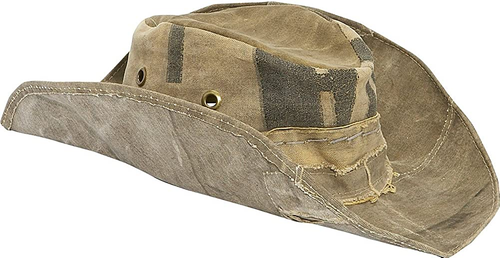 Canvas Small The Real Deal Brazil Real Deal Hat