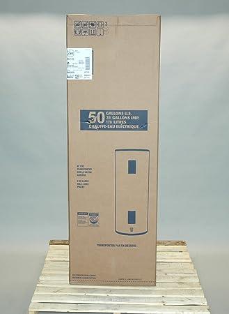 """RHEEM PROE50 T2 RH9550 GAL RESIDENTIAL ELECTRIC WATER HEATER 4500W, 3/4"""" ..."""