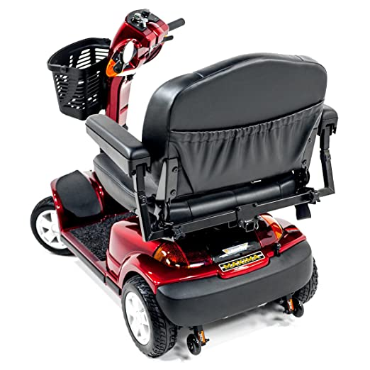Amazon.com: Pride Maxima Bariatric HD de 4 ruedas Scooter ...