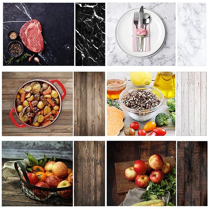 Top 9 Food Blogger Props