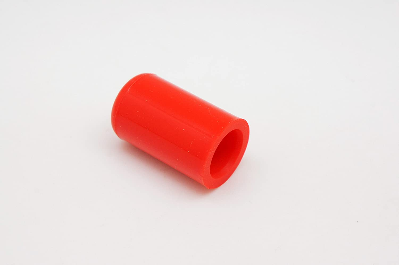 Autobahn88 Silicone Cap d/'admission flexible d/'aspiration fin Bouchon rouge 0,31 Pack de 10 diam/ètre int/érieur 8mm