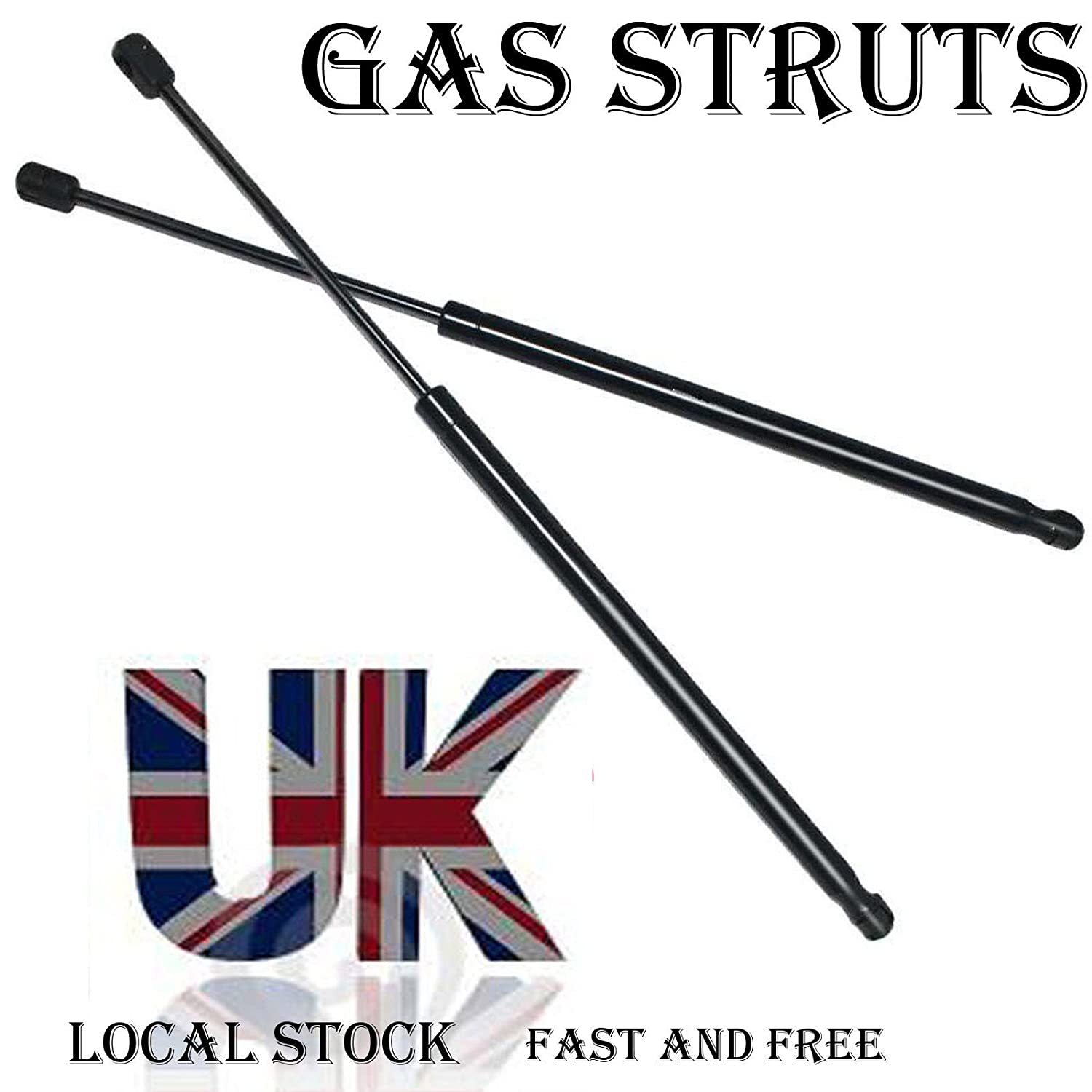Gas Struts E2206 Boot Rear Tailgate Trunk Support 1S71A406A10AB Bowose Factory