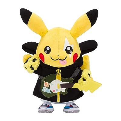 Pokemon Center Original Band FES Pikachu Plush Stuffed: Toys & Games