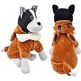 PAWZ Road Halloween Pet Costume Dog Clothes Jumpsuits Cartoon Design