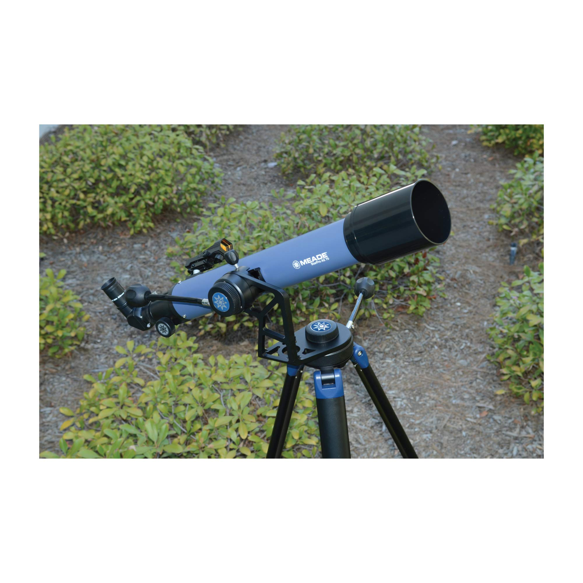 Meade Instruments 234001 Star Pro AZ 70mm Refracting Telescope and Smart Phone Adapter by MEADE (Image #7)