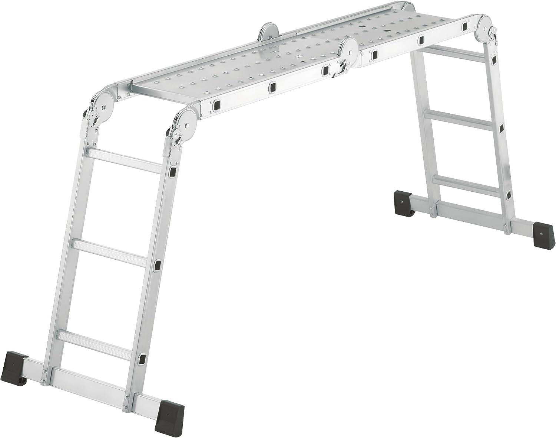 Hailo 7412 – 037 profesional Step® Combi, peldaños: 4 x 3: Amazon.es: Bricolaje y herramientas