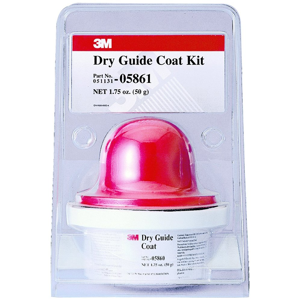 3M 05861 Dry Guide Coat Cartridge and Applicator Kit - 50 g 71-05861