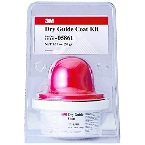 guide coat powder