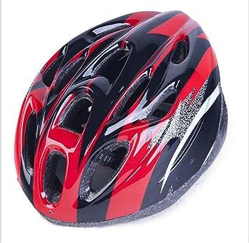 MOLDERY Casco Ciclismo Mujeres y Hombres Deportes MTB Accesorios Tamaño 52-61Cm Casco Bicicleta montaña
