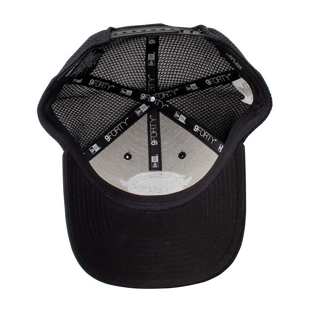 5d631136150 Amazon.com  BROCK Logo New Era 9FORTY Baseball Cap Black Snapback Style  Mesh Back Adjustable Pre-Curved Bill Brim  Automotive