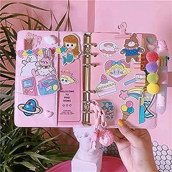 Amazon.com: LOSOUL - Cuaderno de piel para viajero ...